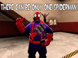 SpiderPyro in Gmod by ErichGrooms3