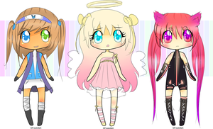 CLOSED adopts by ChocoJuice