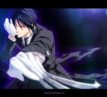 Sebastian Michaelis by Ironizer