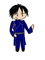 Roy Mustang by PJpup