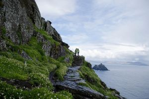 Skellig path by Blackpassion777