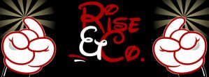 Rise and Co. Fb banner by katheebah