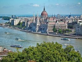 Budapest by Placi1