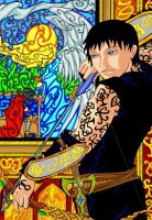 Alec Lightwood by Enoa79