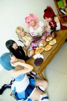 Tea Time by Ferny-Cosplay
