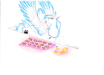 Cookies!, Request - drawing by Dawn22Eagle