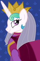 Celestia +poll link by CloudyGlow