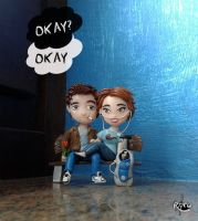 The Fault in Our Stars by r0ra