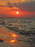 Coucher de Soleil Varadero 4 by Cam-s-creations