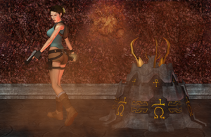 TR1 classic by tombraider4ever