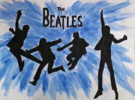 The Beatles by Coralqueen
