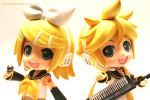 Rin and Len by ArianeCreations