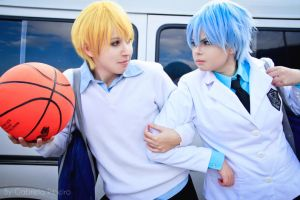 KNB: Come on, Kurokocchi by NeeYumi