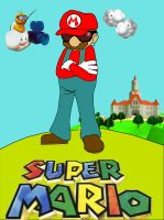 Itsa Me, Mario! by mikester100