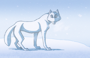 Artic by Quomlon