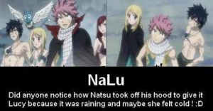 NaLu Moment by LoveNatsuLucy