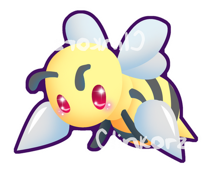 Beedrill by Clinkorz