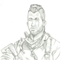 MW3 Soap MacTavish by gamesgirl44