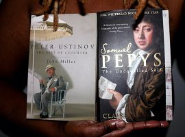 TWO GREAT BOOKS FOR AUGUST 2015 by LUSHMONTANAS
