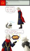 Question 16: Burger? NYET, Piroshky~! by Ask-Soviet-Russia