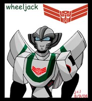 Wheeljack Animated by Cyberwing013