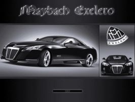 Maybach Exelero by klen70