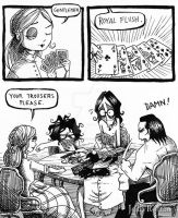 LSM Weekly Comic - Poker by JollyRotten