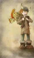 Oddball Team ~ HTTYD Book Heroes by EndoFire