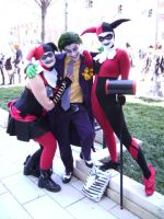 Joker Sammich by JokezOnYou-Cosplay