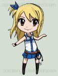 Lucy Heartfilia by corazongirl