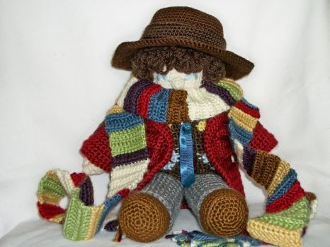 Fourth Doctor for Snozzberry88 by MasterPlanner