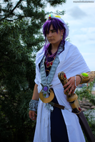 COSPLAY: Sinbad 2013 by regzo