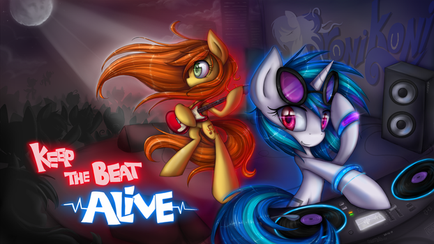 Keep The Beat Alive by Vaivy
