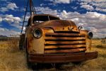 Old Chevy by obewan