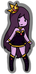 Lunar Princess Animated Adoptable by Queen-Of-Cute