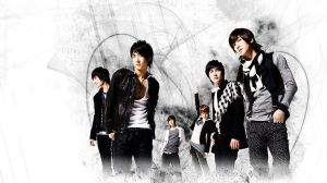 super junior wallpaper by chibi-lelouch