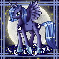 Princess of the Night by Kadkookie