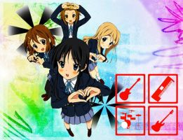 K-ON by maiko-fangirl