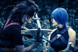 Terra- My Hearts a Battle Ground by Ruxtano