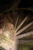 Spiral Staircase by johnwaymont