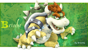 Signature Bowser by SuperBrioche
