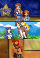 Pokemon Fusion Sidestory: Family Bonds