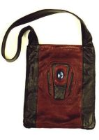 Art Deco-style Handbag by Kitten-of-Woe