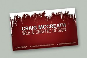 My business card by MatrixMarvelMan