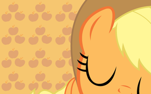 Be My Special Some pony AJ WP by AliceHumanSacrifice0
