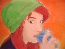 HAYLEY WILLIAMS 3 by H3cT0r-Dibujos