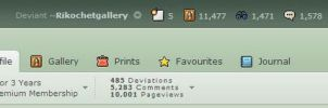 10,001 Hurray! by Champineography