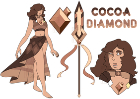 Cocoa Diamond by Deer-Head