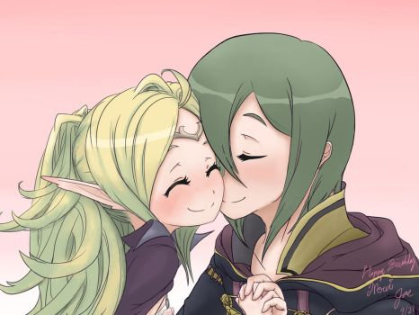 Happy Birthday Nowi! by Nowiismywife