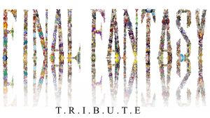 FF Tribute Wallpaper by Typthis